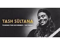 Tash Sultana at the O2 academy Brixton 20th Sept 2018 @19:00