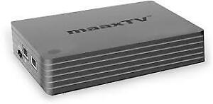 ZaapTV™ HD709N & MaaxTV  Arabic IPTV Boxes with service included
