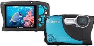 Canon PowerShot D20 Waterproof Digital Camera