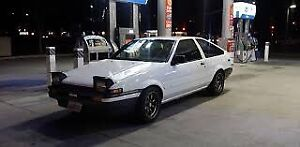 Looking for 1985/86 AE86