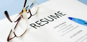 Resume/ CV Writing Sydney City Inner Sydney Preview