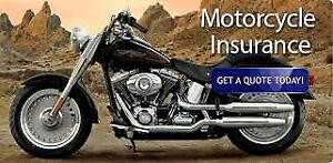 SAVE ON MOTORCYCLE INSURANCE!!!