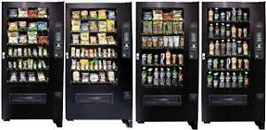 FOR SALE: Vending Machine Business 97 Machines At 54 Locations