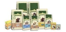 James Wellbeloved 2kg dog food including grain free - £7.49