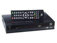 cable box sd hd vm wd 1 yr line amko not skybox
