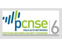 Palo Alto Networks Certified Network Security Engineer (PCNSE 6) with Real world Experience Trainer