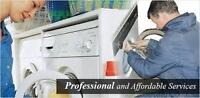 Same Day Dryer Repair&Installation Free check $49.99off