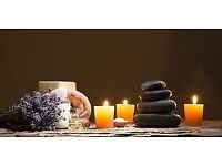 Body relaxing massaje