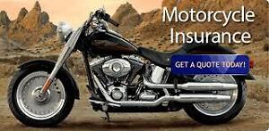 CALL NOW FOR AMAZING MOTORCYCLE INSURANCE RATES!!!