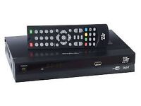 cable box with 12 month warranty i p t v skybox
