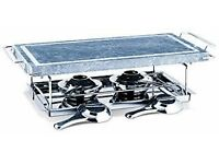 Teppanyaki Grill/Steak Stone/Hostess food server