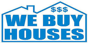 We Buy Houses CASH!! NO REALTOR FEES AND WE CLOSE ON YOUR TIME!