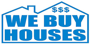 We buy houses-FAST-NO FEE OR COMMISSION