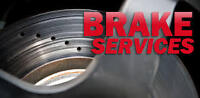 Toyota Camry Brake Special