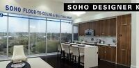 SOHO ONE BEDROOM CONDO-MONTH OF JULY FREE