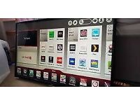 """47"""" LG SMART WIFI 3D TV CAN DELIVER"""