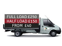 RUBBISH-WASTE-JUNK REMOVAL CLEARANCE 'WE RECYCLE MORE TO COST YOU LESS' HOUSE-GARDEN WESTMINSTER W1