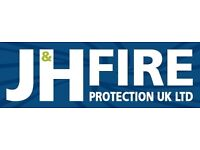 Sprinkler Fitter required