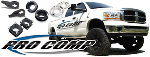 PRO COMP LEVEL KITS STARTING AT $400 INSTALLED