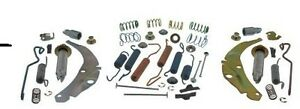 Carlson rear drum hardware kit-76-86 CHEVROLET K20 PICKUP