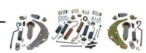 Carlson rear drum hardware kit-76-86 CHEVROLET K20 PICKUP