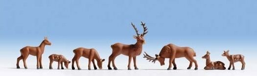 NOCH 15730 Deer 00/H0 Model Railway Animals