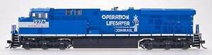 Intermountain ES44AC Conrail Loco with Tsunami DCC/Sound 49754S