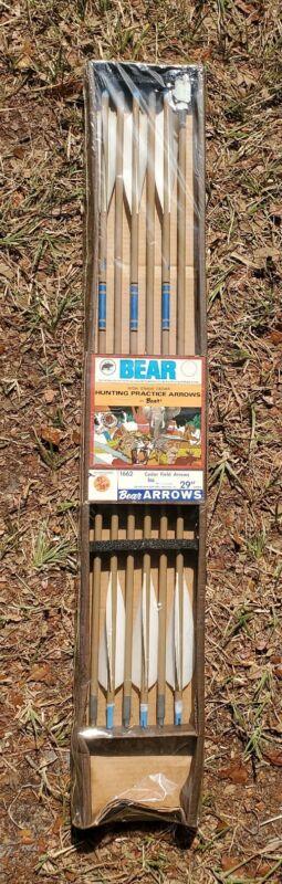 VTG Bear Cedar Practice Arrows 1662 29