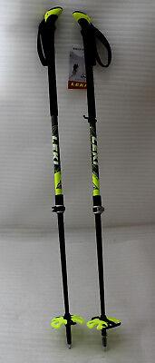 Leki Aergon 2 Touren Ski Stöcke Alumnium Speedlock 6362736 NEU