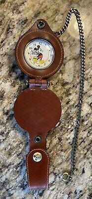 Disney Majesti Pocketwatch Mickey Mouse