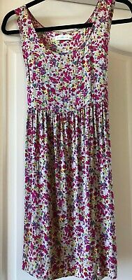 Abercrombie & Fitch Women's Floral Tank Summer Dress Size L