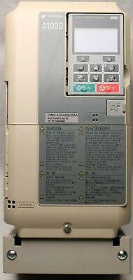 Yaskawa Cimr-au4a0007faa Vfd A1000 Variable Frequency Drive 380-480vac 3ph