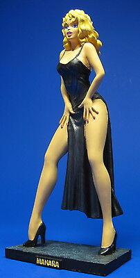 MILO MANARA SEXY FIGURINE MARILYN PINUP COMIC FIGUR AUFSTELLFIGUR NEU OVP *****