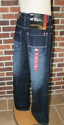 NWT Men's Southpole Jeans Sz 34 x 30 Original Fit Classic Ba