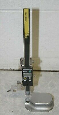 "Mitutoyo Digital Height Gauge HDS-8""C 570-244 8 inch 200mm used Digimatic Gage"