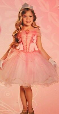 *New* Disney Deluxe Toddler Costume-PRINCESS AURORA-Size 3T+-with Accessories!