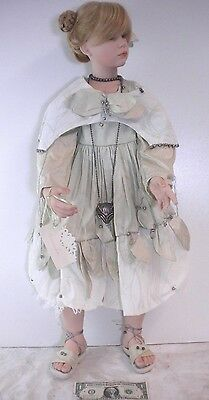 Kornelia Porcelain Doll 2001 Ltd Ed #6 of 25 Made Henry Zofia Zawieruszynski  for sale  Tampa