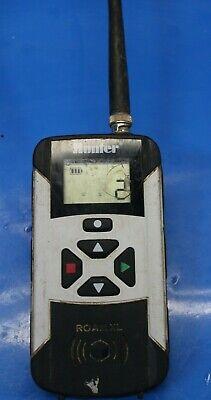 Hunter ROAM XL Long Range Remote Control Sprinkler System Transmitter @A28