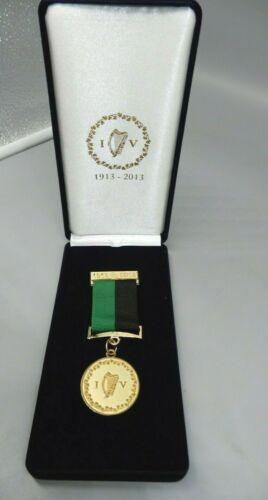 Irish Volunteers Harp Badge Medal - Irish Republican 1913-2013 commemorative