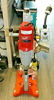 Norton Clipper- Dr520 - Core Drill Rig With Milwaukee Motor