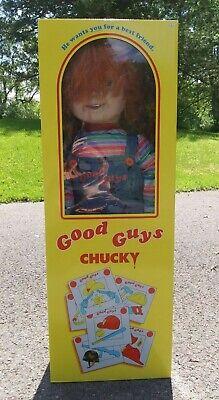 Spirit Halloween 2019 Good Guys Chucky Doll w/ Original Box NIB