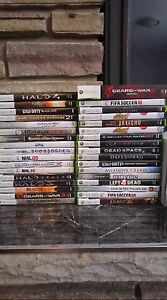 33 XBOX 360 GAMES !!! Best Offer !! buy 1, 2, or All!