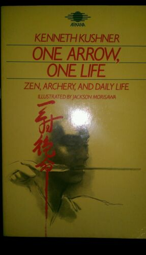 One arrow, one life: Zen, archery and daily life