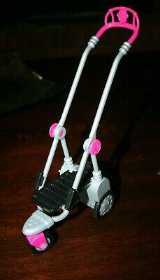2010 Mattel Barbie Strollin Pups Dog Stroller-Used-Not Complete