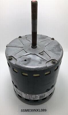 Ge Genteq Ecm X13 34 Hp Blower Motor 5sme39nxl089  0131m00024