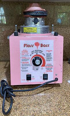 Floss Boss Cotton Candy Machine Model 3024