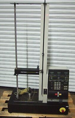 Instron 4411 Tensile Compression Pull Tester Machine 5kn Electro Mechanical Test