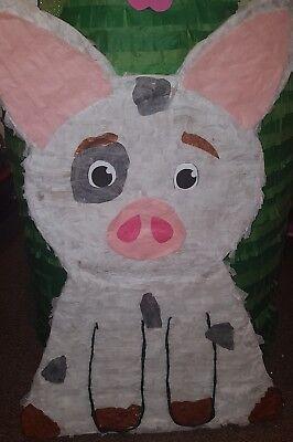 pinata PUA pig moana - Pig Pinata
