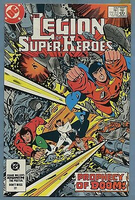Legion of Super-Heroes #308 1984 Keith Giffen DC Comics