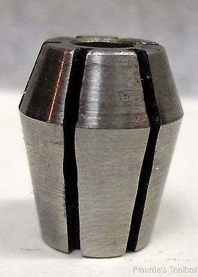 Used Double Taper Collet Drill Size Letter A 0.234 Dt Style Ww